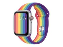 40mm Sport Band - Pride Edition - Uhrarmband für Smartwatch - Normal - Pride - für Watch (38 mm, 40 mm)
