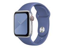 40mm Sport Band - Uhrarmband für Smartwatch - Normalgröße - Linen Blue - für Watch (38 mm, 40 mm)