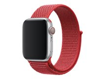 40mm Sport Loop - (PRODUCT) RED Special Edition - Uhrarmband - Regular - Rot - für Watch (38 mm, 40 mm)