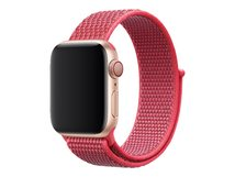 40mm Sport Loop - Uhrarmband - Regular - Hibiscus - für Watch (38 mm, 40 mm)