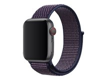 40mm Sport Loop - Uhrarmband - Regular - Indigo - für Watch (38 mm, 40 mm)
