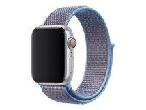 40mm Sport Loop - Uhrarmband - Regular - tiefblau - für Watch (38 mm, 40 mm)