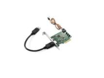 4XH0H00340, Thunderbolt, Grün, 20 Gbit/s, CE (EU), EMC DoC,CB,FCC(USA)/ICES, 94 mm, 121 mm