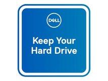 5 Jahre Keep Your Hard Drive - Serviceerweiterung - keine Rückgabe des Laufwerks (für nur Festplatte) - 5 Jahre - für Precision Mobile Workstation 3510, 3520, 3551, 5510, 5520, 7510, 7520, 7710, 7720