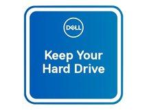 5 Jahre Keep Your Hard Drive - Serviceerweiterung - keine Rückgabe des Laufwerks (für nur Festplatte) - 5 Jahre - für Precision T3400, T3500, T3600, T3610, T5400, T5500, T5600, T5610