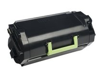 622XE - Besonders hohe Ergiebigkeit - Schwarz - original - Tonerpatrone Lexmark Corporate - für Lexmark MX711, MX810, MX811, MX812