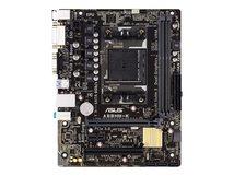 A68HM-K - Motherboard - micro ATX - Socket FM2+ - AMD A68H - USB 3.0