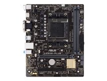 A68HM-PLUS - Motherboard - micro ATX - Socket FM2+ - AMD A68H - USB 3.0