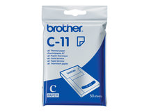 - A7 (74 x 105 mm) 50 Blatt Thermopapier - für m-PRINT MW-100, MW-120, MW-140BT, MW-145BT