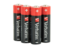 AA-Alkalibatterien, Single-use battery, AA, Alkali, Zylindrische, 1,5 V, 10 Stück(e)