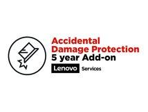 Accidental Damage Protection - Abdeckung bei Schaden durch Unfall - 5 Jahre - für ThinkPad A285; A485; L380; L380 Yoga; L390; L390 Yoga; L490; L580; L590; T49X; T590; X39X