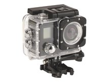 ActionCam 4K - Action-Kamera - montierbar - 4K / 30 BpS - 16.0 MPix - Wi-Fi