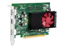 AMD Radeon RX 550 - Grafikkarten - Radeon RX 550 - 4 GB GDDR5 - PCIe 3.0 x16 - HDMI, DisplayPort