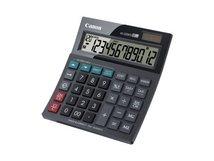 AS-220RTS - Desktop-Taschenrechner - 12 Stellen - Solarpanel, Batterie - Dunkelgrau