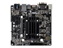 ASRock J3455-ITX - Motherboard - Mini-ITX - Intel Celeron J3455 - USB 3.0 - Gigabit LAN
