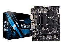 ASRock J4005M - Motherboard - micro ATX - Intel Celeron J4005 - USB 3.1 Gen 1 - Gigabit LAN
