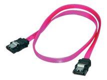 ASSMANN Basic - SATA-Kabel - Serial ATA 150/300 - SATA (W) bis SATA (W) - 50 cm - Rot