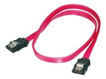ASSMANN - SATA-Kabel - Serial ATA 150/300/600 - SATA bis SATA - 50 cm - eingerastet, geformt, flach