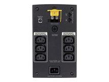 Back-UPS 950VA - USV - Wechselstrom 230 V - 480 Watt - 950 VA - USB