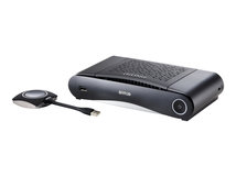 Barco ClickShare CS-100 - Wireless Video-/Audio-Erweiterung - 802.11a, 802.11b/g/n - mit ClickShare Button