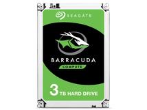 Barracuda ST3000DM007 - Festplatte - 3 TB - intern - SATA 6Gb/s - Puffer: 256 MB