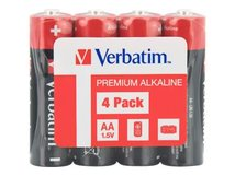 - Batterie 4 x AA / LR6 - Alkalisch