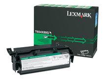 - Besonders hohe Ergiebigkeit - Schwarz - original - Tonerpatrone - für Lexmark T654dn, T654dtn, T654n