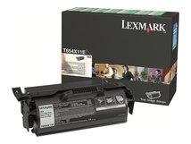 - Besonders hohe Ergiebigkeit - Schwarz - original - Tonerpatrone LCCP, LRP - für Lexmark T654dn, T654dtn, T654n, T656dne