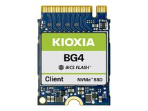 BG4 Series KBG40ZNS256G - Solid-State-Disk - 256 GB - intern - M.2 2230 - PCI Express 3.0 x4 (NVMe)
