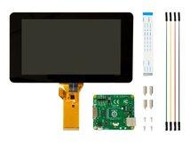 """- Bildschirm - 17.78 cm (7"""") - 800 x 480 Pixel"""