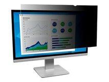 """Blickschutzfilter für 19,5"""" Breitbild-Monitor - Blickschutzfilter für Bildschirme - 49,5 cm Breitbild (19,5 Zoll Breitbild) - Schwarz"""