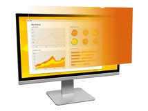"""Blickschutzfilter Gold für 19"""" Standard-Monitor - Bildschirmfilter - 48.3 cm (19"""") - Gold"""