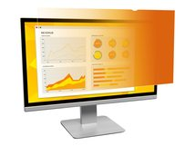 "Blickschutzfilter Gold für 23.6"" Breitbild-Monitor - Blickschutzfilter für Bildschirme - 59.9 cm (23.6"") - Gold"