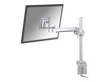 """by Newstar FPMA-D920 - Befestigungskit - für LCD-Display (full-motion) - Silber - Bildschirmgröße: 25.4-76.2 cm (10""""-30"""") - Klemmmontage, Tischmontage"""