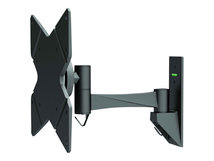 """by Newstar FPMA-W825 - Klammer - für LCD-Display (full-motion) - Schwarz - Bildschirmgröße: 25.4-101.6 cm (10""""-40"""") - Wandmontage"""