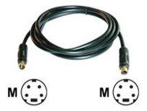 C-SM/SM Series C-SM/SM-35 - Videokabel - S-Video - 4-poliger mini-DIN (M) bis 4-poliger mini-DIN (M) - 10.7 m - doppelt abgeschirmt dual koaxial