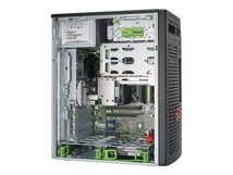Celsius W580power - Micro Tower - 1 x Core i7 9700 / 3 GHz - RAM 16 GB - SSD 512 GB - NVMe