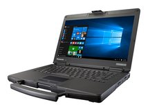 CF-54 Gloved Multi Touch 54 Mid - Core i5 7300U / 2.6 GHz - Win 10 Pro - 4 GB RAM - 256 GB SSD - DVD SuperMulti
