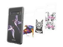 Chelsea Animal Kingdom - Collection - dekoratives Bedienfeld (Packung mit 4) - für Samsung Galaxy S10+