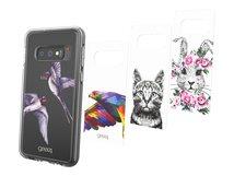 Chelsea Animal Kingdom - Collection - dekoratives Bedienfeld (Packung mit 4) - für Samsung Galaxy S10e