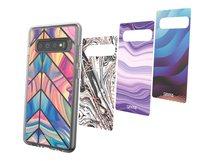 Chelsea Hypnotic Rebel - Collection - dekoratives Bedienfeld (Packung mit 4) - für Samsung Galaxy S10+