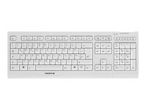 CHERRY B.UNLIMITED 3.0 - Tastatur-und-Maus-Set - kabellos - 2.4 GHz - Deutsch - Tastenschalter: CHERRY SX