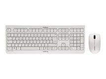 CHERRY DW 3000 - Tastatur-und-Maus-Set - kabellos - 2.4 GHz - Deutsch - Tastenschalter: CHERRY LPK
