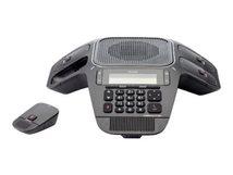 COMfortel C-400 - VoIP-Konferenztelefon - DECT 6.0 - SIP, SRTP - 3 Leitungen - Schwarz