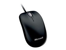 Compact Optical Mouse 500 for Business - Maus - rechts- und linkshändig - optisch - 3 Tasten - kabelgebunden