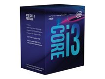Core i3 8100 - 3.6 GHz - 4 Kerne - 4 Threads - 6 MB Cache-Speicher - LGA1151 Socket