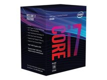 Core i7 8700 - 3.2 GHz - 6 Kerne - 12 Threads - 12 MB Cache-Speicher - LGA1151 Socket