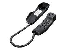 DA210 - Telefon mit Schnur - Schwarz