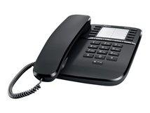DA510 - Telefon mit Schnur - Schwarz