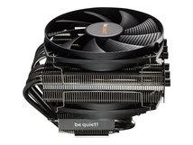 Dark Rock TF - Prozessor-Luftkühler - (für: LGA775, LGA1156, AM2, AM2+, LGA1366, AM3, LGA1155, AM3+, LGA2011, FM1, FM2, LGA1150, FM2+, LGA2011-3, LGA1151) - Aluminium mit Kupferbasis - 135 mm - Dark Nickel